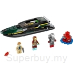 LEGO Iron Man: Extremis Sea Port Battle - 76006