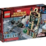 LEGO Spider-Man: Daily Bugle Showdown - 76005