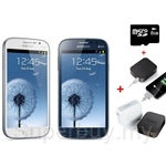 Samsung Galaxy Grand I9082 FREE Yoobao 4400mah power bank + 8GB Micro SD card