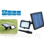 MHT Solar-Powered 30 LED Spot Light