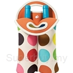 Built NY Two Bottle Tote Multi Dot - 2B-FMD