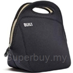 Built NY Gourmet Tasty Lunch Tote - LB8-BLK