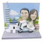 Q-Family - Sweet Honey Moon 2 Mini Figurine
