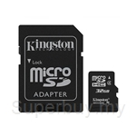 Kingston Micro SDHC Class 4