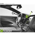 Uholder Car Mobile Phone Holder L100 (Black) | Malaysia Best Buy Product for Sale