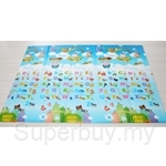 Korean Eco Play Mat Alphabet Friend PE Folder - MAT-14020010TPEF-A