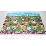 Korean Eco Play Mat Pororo PE Folder - MAT-14020010TPEF-P