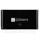 i-Glitters Icon 20,000mAh Twin USB Power Bank