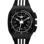 Adidas Men's Toronto Textile Leather Strap Watch - ADH2677