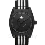 Adidas Men's Santiago Black Fabric Strap Watch - ADH2659