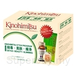 Kinohimitsu J'pan D'tox Juice - Plum 30ml x 6's + D'tox Tea 14's