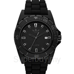 Adidas Men's Stockholm Black Resin Strap Watch - ADH2669
