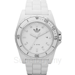 Adidas Men's Stockholm White Resin Strap Watch - ADH2670