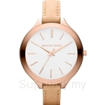 Michael Kors MK2284 Women's Slim Runway Rose Gold Plated Watch