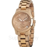 Michael Kors MK5430 Women's Rose Gold Plated Chronograph Watch