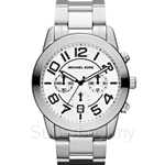 Michael Kors MK8290 Men's Stainless Steel Bracelet Chronograph Watch
