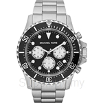 Michael Kors MK8256 Men's Everest Stainless Steel Chronograph Watch