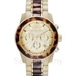 Michael Kors MK5764 Women's Two-Tone Chronograph Watch