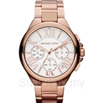 Michael Kors MK5757 Women's Rose Gold Plated Chronograph Watch