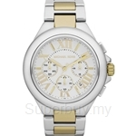 Michael Kors MK5653 Women's Two Tone Chronograph Watch