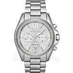 Michael Kors MK5535 Women's Stainless Steel Chronograph Watch