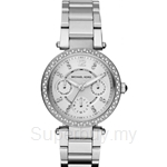 Michael Kors MK5615 Women's Stainless Steel Crystals Multifunction Watch