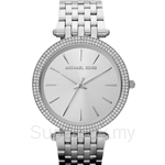 Michael Kors MK3190 Women's Stainless Steel Glitz Watch