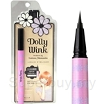 Koji Dolly Wink Liquid Eyeliner (Deep Black)