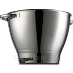 Kenwood Major Size Stainless Steel Bowl with Handles - 36386A