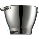 Kenwood Stainless Steel Bowl with Handle k-Mix - 710652