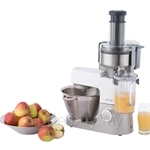 Kenwood Metal Juice Extractor - AT641
