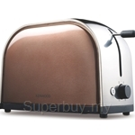 Kenwood Antique Bronze 2 Slice Toaster - TTM107