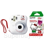 Fujifilm Instax Mini 25 Hello Kitty Camera + Instax Mini Hello Kitty Film