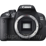 Canon EOS 700D body 8GB SD + DSLR Bag (Canon Warranty)