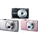 Canon Powershot A2600 Camera  8GB SD + Case (Canon Warranty)