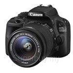 Canon EOS 100D Kit EFS 18-55mm 8GB SD + DSLR Bag (Canon Warranty)