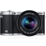 Samsung NX300 20.3MP SMART Digital Camera 18-55mm kit lens + 8GB card(Samsung Warranty)