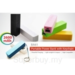 PC Doctor Portable Power Bank with Keychain - BA61