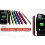 PC Doctor Ultra-Thin Power Case for iPhone 5 - BA62