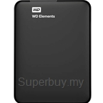 Western Digital Portable Hard Drives 500GB - WDBUZG5000ABK-PESN