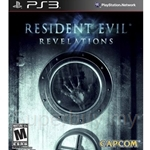 Capcom Resident Evil: Revelations (PS3 Game)