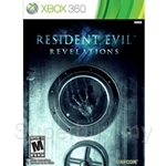 Capcom Resident Evil: Revelations X360 Game