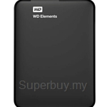 Western Digital Portable Hard Drives 1TB - WDBUZG0010BBK-PESN