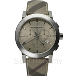 Burberry BU9361 Men's The City Chronograph Watch