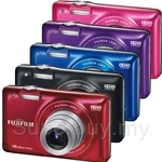 Fujifilm Digital Camera Finepix - JX550 (Fujifilm Warranty)