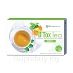 Kinohimitsu J'pan D'tox Tea 60's Peppermint