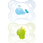 MAM Twin Pacifier Original (+2-6 Months) - A112