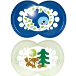 MAM Twin Pacifier Original (+6 Months) - A113