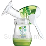 MAM Manual Breast Pump (160ml Anti-Colic Bottle) - F811