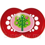 MAM Single Pacifier Original - Garden(+16 Months) (Red)